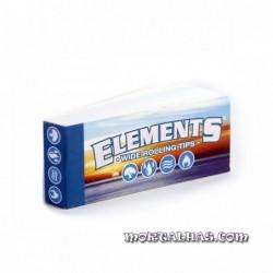 Filtros Elements em Papel...
