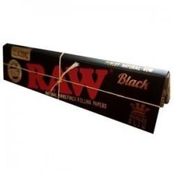 RAW BLACK King Size Slim 32...