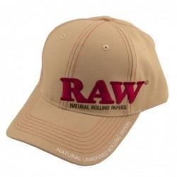 RAW chapéu beje